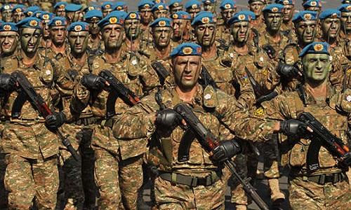 armenia dieu quan den syria ho tro nga my phan doi