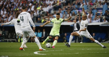 real madrid man city cuoc chien kinh dien
