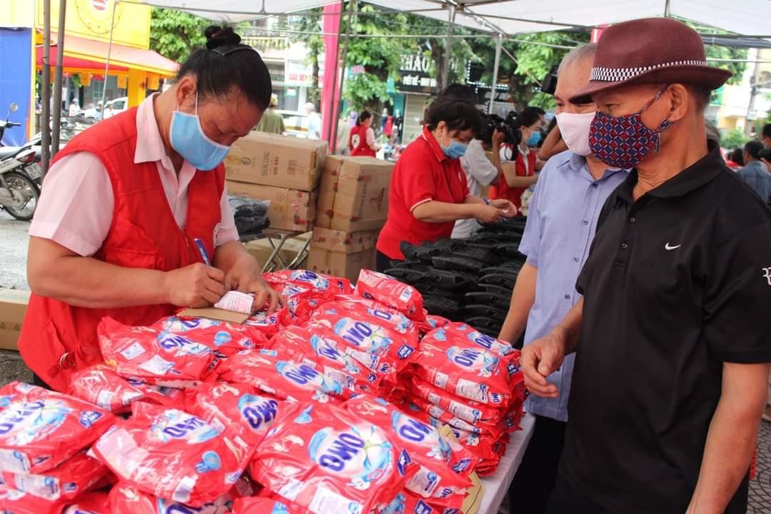 SABIC hỗ trợ cho hơn 1.200 người bị ảnh hưởng bởi dịch COVID-19 tại Việt Nam