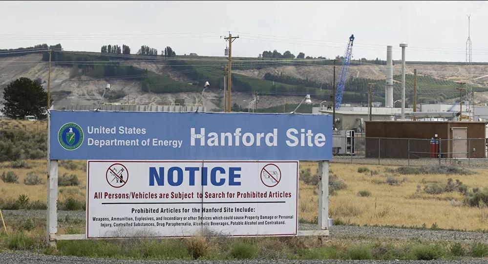 Chất thải phóng xạ trong Thế chiến II rò rỉ ở Mỹ