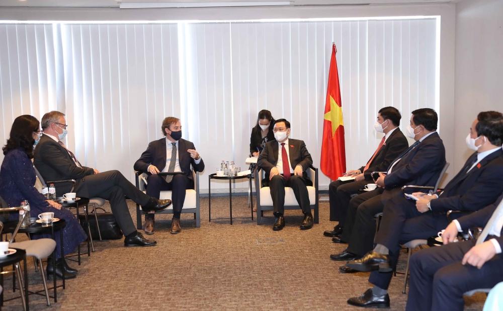 Các công ty toàn cầu quan tâm mở rộng đầu tư vào lĩnh vực năng lượng tại Việt Nam