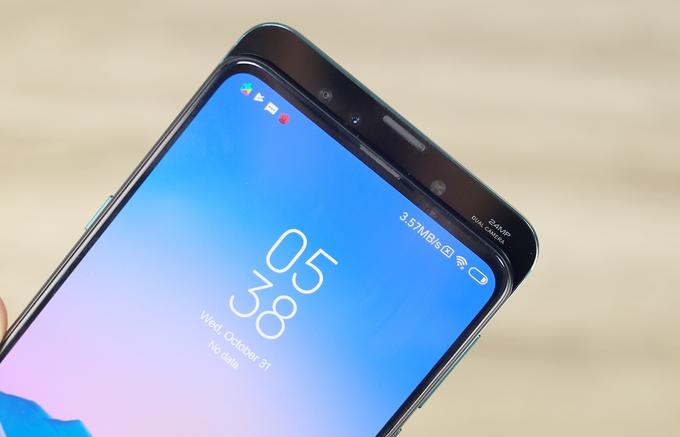 Xiaomi Mi Mix 3 - smartphone màn hình trượt tràn viền về Việt Nam