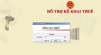 Tiêu chí khai thuế GTGT, thuế TNCN theo quý