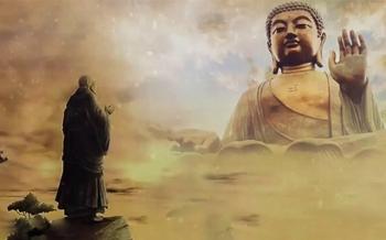 Thấy pho tượng Phật bên đường, 5 người đi qua làm 5 việc khác nhau và hồi kết
