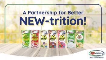 Liên doanh của Vinamilk tại Philippines ra mắt người tiêu dùng với 4 dòng sản phẩm sữa tiềm năng