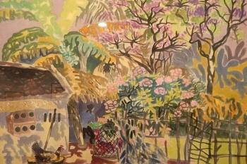 Bộ sưu tập tranh quý trở về Việt Nam