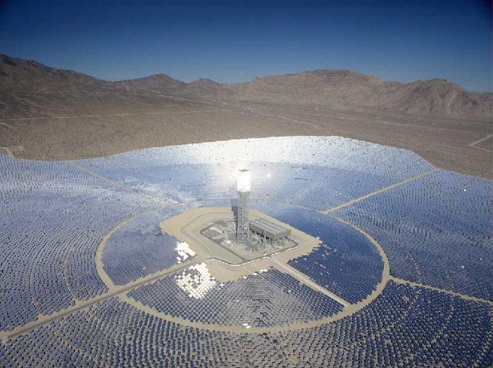 Mỹ dẫn đầu về điện mặt trời