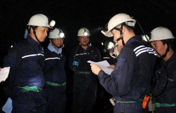 An toàn sản xuất than trong mùa mưa bão