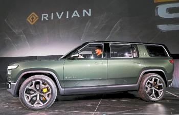"Rivian - ""Kẻ thách thức"" Tesla!"