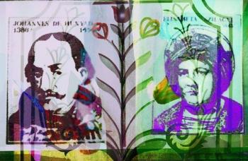 """Triển lãm tranh """"Nghệ thuật - Phép thử sau cùng của ngoại giao"""""""
