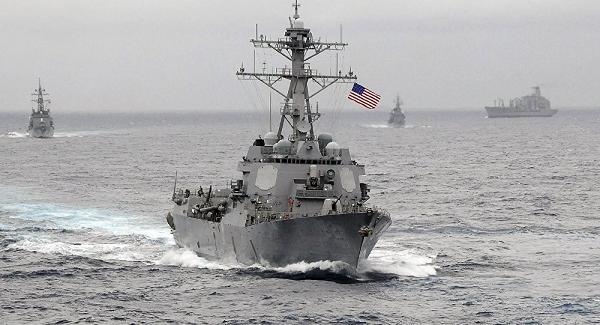 Nín thở xem 2 siêu cường 'tranh ngôi cao thấp' ở Biển Đông