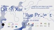 """Triển lãm nghệ thuật đương đại mang tên """"dự án X A N H"""""""