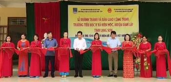 PV Power bàn giao công trình ASXH tại tỉnh Lạng Sơn