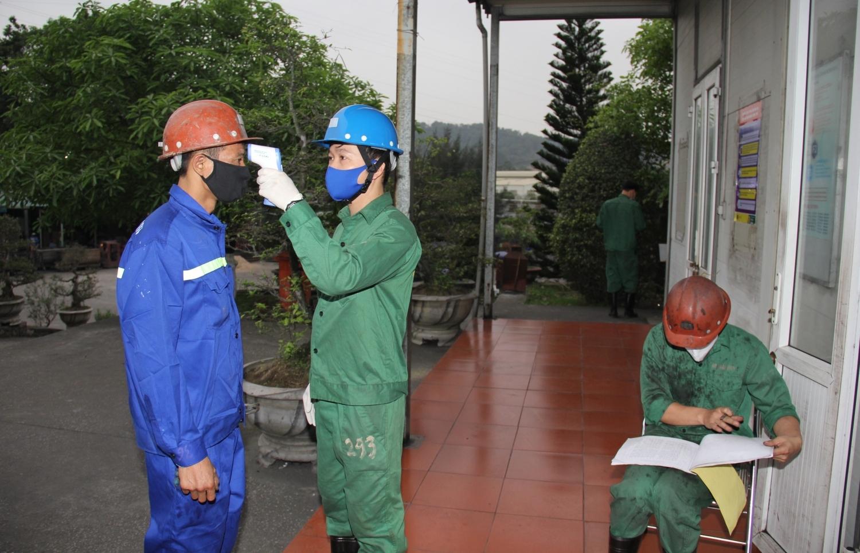 Các đơn vị TKV tại Quảng Ninh khẩn trương chống dịch Covid-19