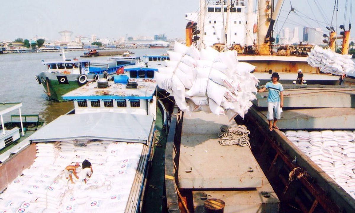 Việt Nam xếp hạng nhất gói thầu 30 nghìn tấn gạo cho Philippines