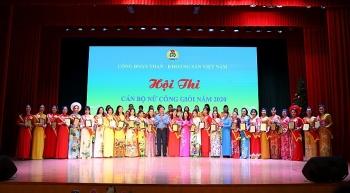 TKV tôn vinh cán bộ nữ công giỏi năm 2020