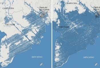 Hàng trăm thành phố ven biển đang đứng trước nguy cơ biến mất