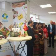 Các đặc sản Việt Nam đang được giới thiệu tại Hà Lan