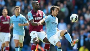 Link sopcast trận Manchester City vs West Ham (23h00, 19/9)
