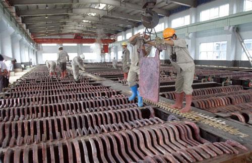 Tổng Công ty khoáng sản Vinacomin: Sẽ phát triển mạnh mẽ trong mô hình mới