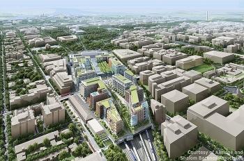 Đầu tư dự án khu công nghiệp Hoàng Mai I (Nghệ An)