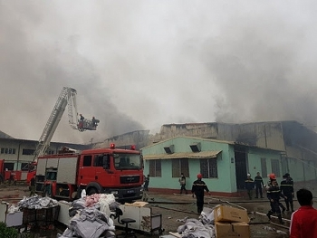 Gỡ khó cho doanh nghiệp bị thiệt hại do hỏa hoạn