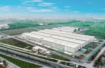 Chuyển mục đích sử dụng đất để xây dựng kết cấu hạ tầng KCN đa ngành Triệu Phú