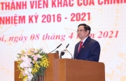Thủ tướng Phạm Minh Chính: Tiếp tục xây dựng Chính phủ hành động, liêm chính, hiệu lực, hiệu quả, gần dân