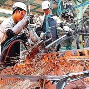 Ưu đãi thuế TNDN với dự án sản xuất sản phẩm công nghiệp hỗ trợ ưu tiên phát triển