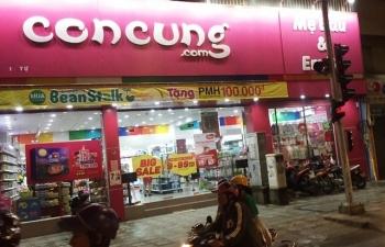 bo cong thuong con cung vi pham ve nhan khuyen mai nhung khong buon lau khong lam gia