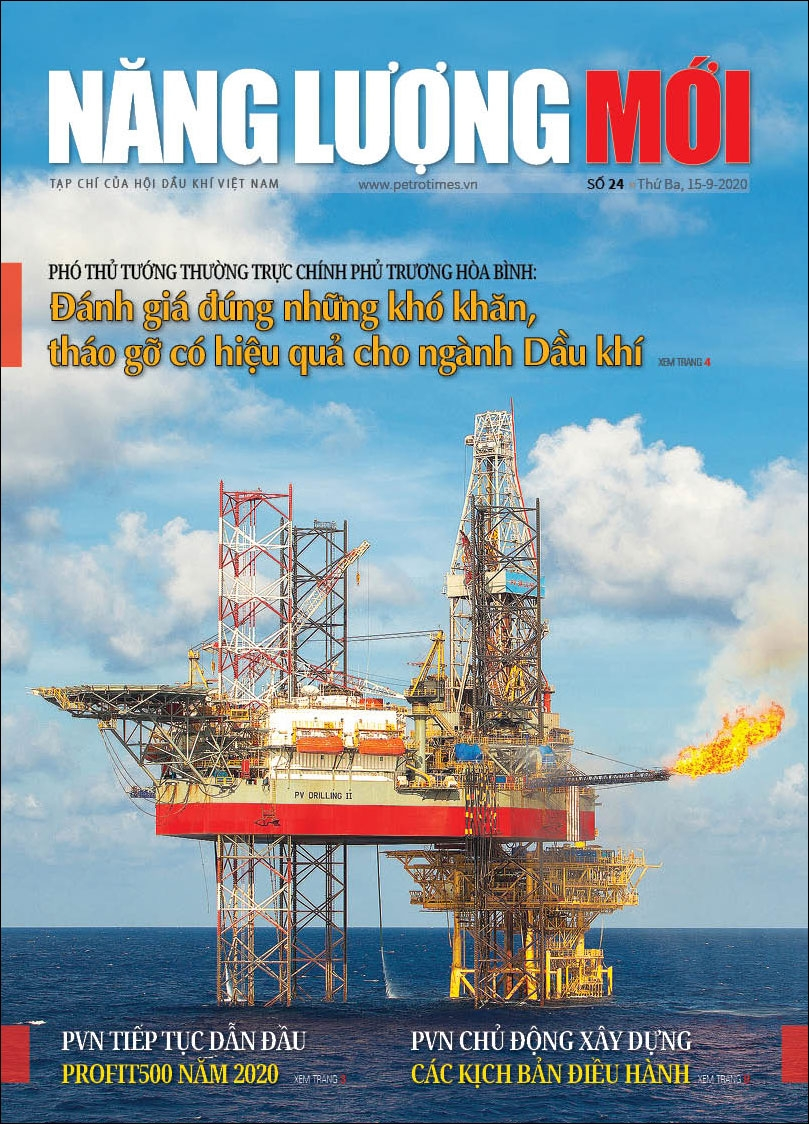 Đón đọc Tạp chí Năng lượng Mới số 24, phát hành thứ Ba ngày 15/9/2020