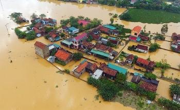 Công điện của Thủ tướng Chính phủ về chủ động ứng phó mưa lũ tại khu vực Trung Bộ