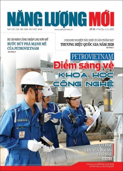 Đón đọc Tạp chí Năng lượng Mới số 31, phát hành thứ Ba ngày 3/11/2020