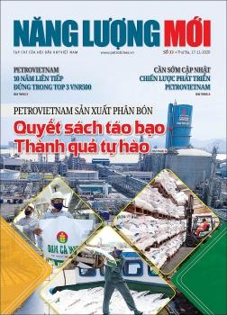 Đón đọc Tạp chí Năng lượng Mới số 33, phát hành thứ Ba ngày 17/11/2020