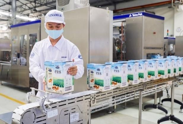 Vinamilk thuộc top 10 trong 50 doanh nghiệp niêm yết tốt nhất 2021 của Forbes Việt Nam