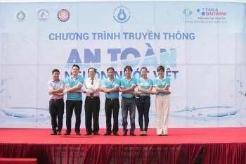 khoi dong chuong trinh an toan nguon nuoc viet