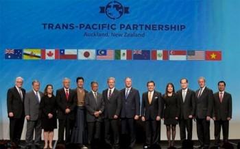 TPP được ký kết bất chấp bị phản đối