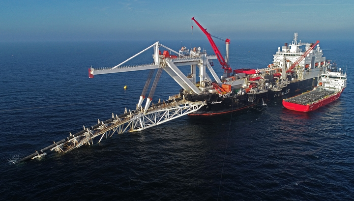 nord stream 2 co the thay the toan bo nhiet dien than cua duc