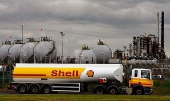 Shell thiệt hai 200 triệu USD vì giá rét ở Mỹ