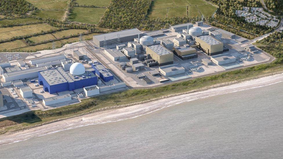 EDF muốn phát triển dự án nhà máy điện hạt nhân mới ở Anh