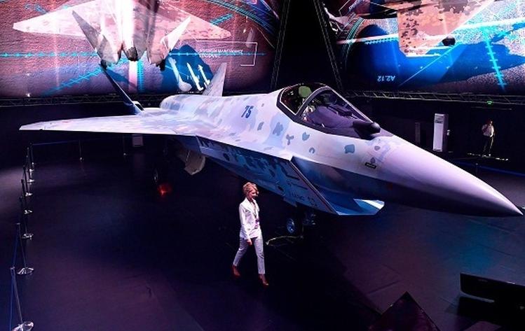 Máy bay Su-75 của Nga trên đường tới Iran?