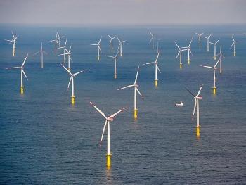 Total hợp tác với quỹ đầu tư của Úc trong các dự án điện gió ở Hàn Quốc