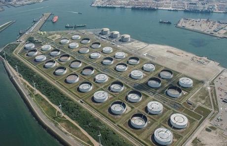 Aramco mua cổ phần Gunvor tại cảng dầu Rotterdam