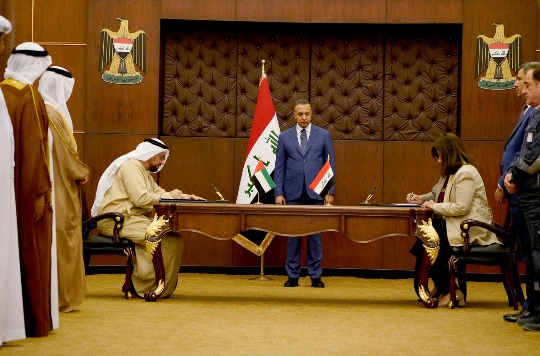 UAE đạt thỏa thuận xây dựng 5 nhà máy điện mặt trời cho Iraq
