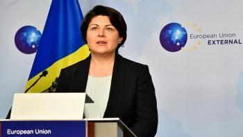 Moldova ban bố tình trạng khẩn cấp vì giá khí đốt tăng
