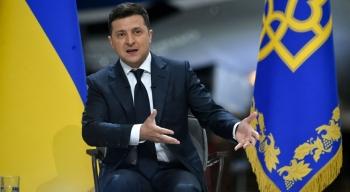 """Tổng thống Ukraine đề xuất giảm phí vận chuyển khí đốt nếu Nga """"cứu"""" châu Âu"""