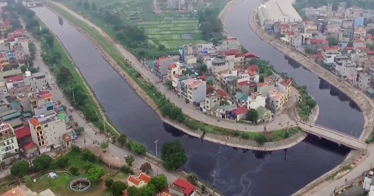 Đề xuất phương án dẫn nước sông Hồng bổ cập cho sông Tô Lịch
