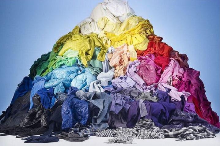 """Tạo thêm """"cơ hội sống"""" cho rác thải thời trang"""