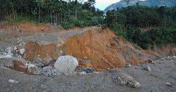 Xây dựng hệ thống thông tin cảnh báo sớm sạt lở đất đá, lũ ống