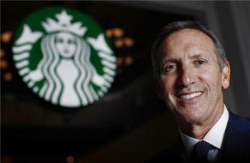 Howard Schultz - người đưa Starbucks trở thành thương hiệu toàn cầu